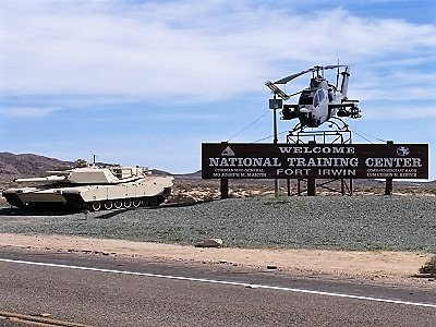 FORT IRWIN WASTE WATER TREATMENT FACILITY