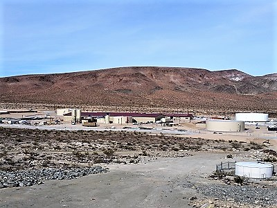 United States Military Fort Irwin National Training Center